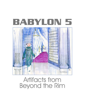 Babylon 5 Artifacts Beyond the Rim White Edition